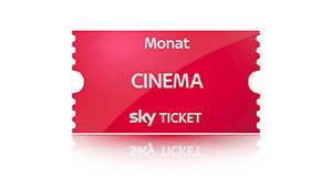 sky ticket cinema angebot
