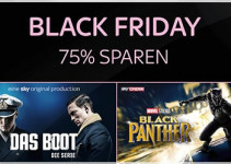 Sky Ticket Black Friday Angebot