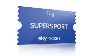 Sky Tagesticket Angebot